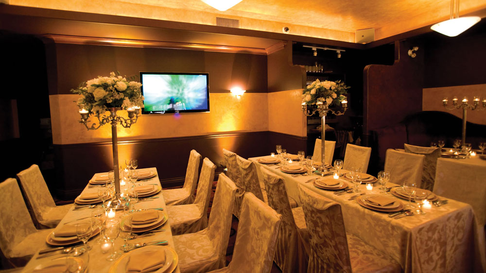 Restaurant Wedding Reception Restaurant Wedding Venues At Federicos